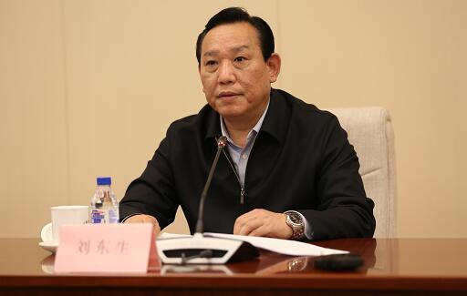 国家林业和草原局副局长刘东生