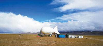 突破海拔7000米!我国系留浮空器创驻空高度新纪录