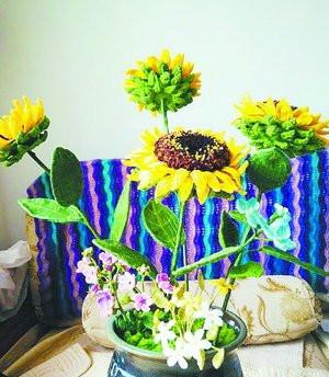 陳志婕鉤的花朵