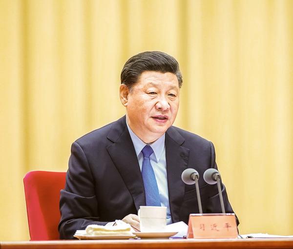 """2019年5月31日,""""不忘初心、牢記使命""""主題教育工作會議在北京召開。中共中央總書記、國家主席、中央軍委主席習近平出席會議并發表重要講話。"""