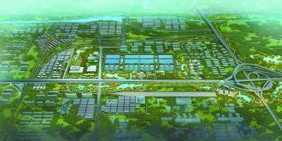 中国水谷项目效果图