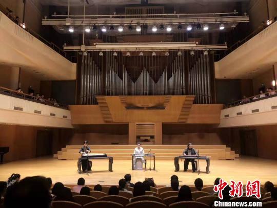 三部国家艺术基金项目在京上演:展示 中华乐派 之美