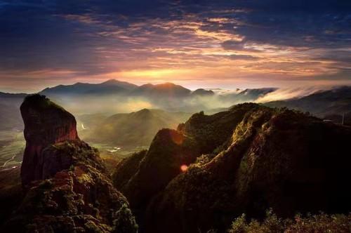 江西石城国家地质公园 资料来源:国家林业和草原局