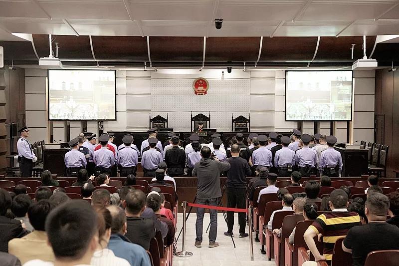 """本文图片均来自""""杭州中院""""微信公众号法院"""