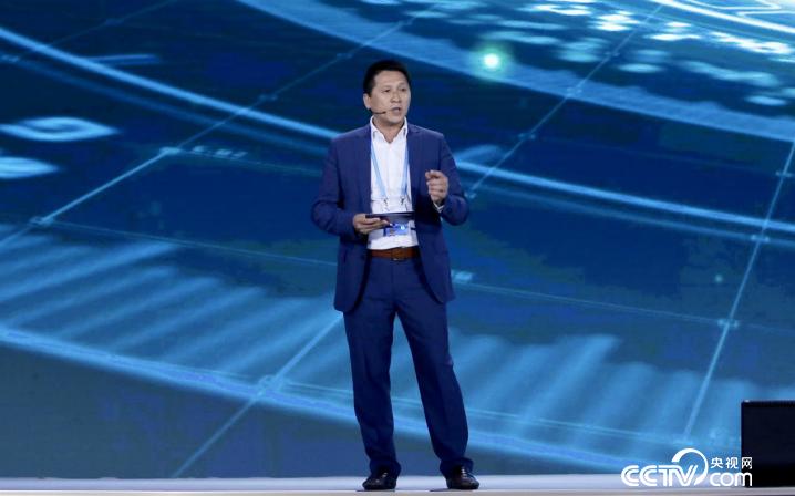 360集团首席发展官、高级副总裁李建华