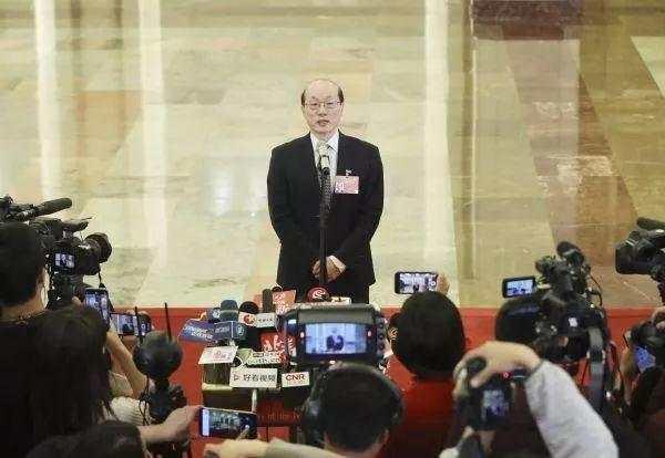 资料图片: 国务院台湾事务办公室主任刘结一