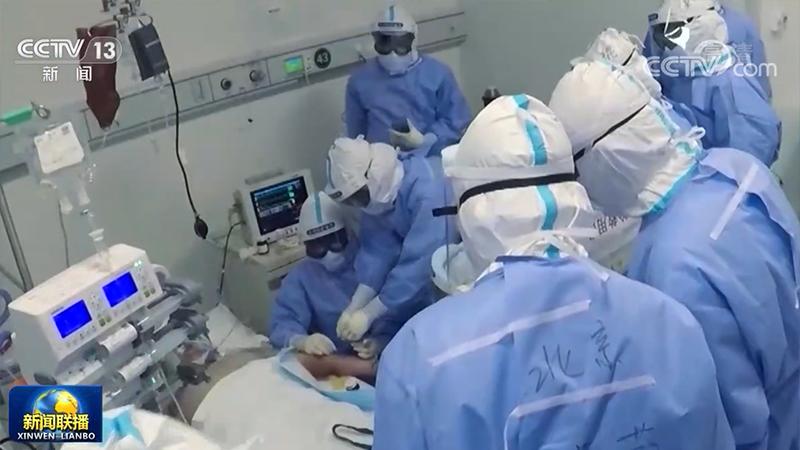 国家援鄂抗疫医疗队:以国家队力量护佑生命