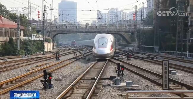 铁路启动假日运输 10月1日预计发送旅客1300万人次