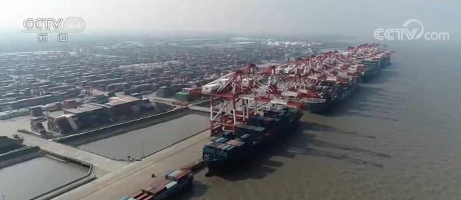 中國多個港口出現航運火爆情況  外貿公司遭遇物流緊張