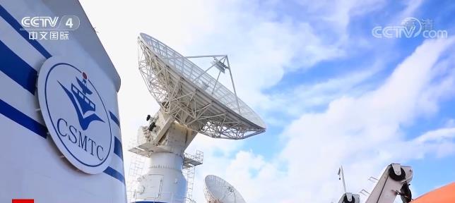 远望6号船完成7次海上测控任务 创造新纪录