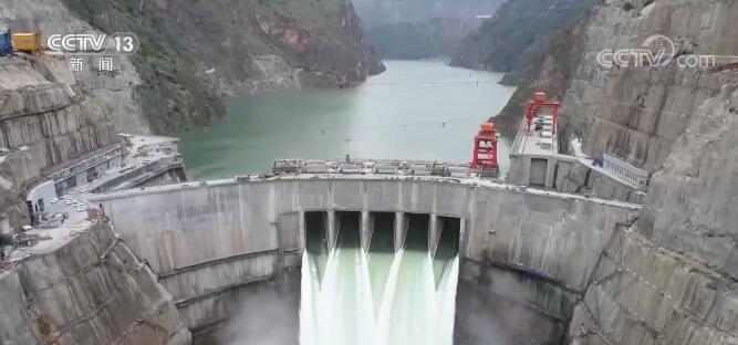金沙江乌东德水电站即将全部投产发电 每年可节约标准煤1220万吨插图(1)