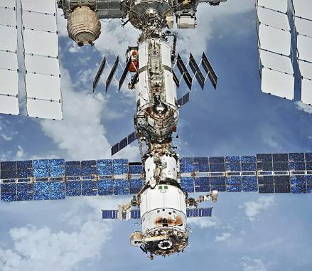 俄罗斯宇航员发现国际空间站霉菌含量超标