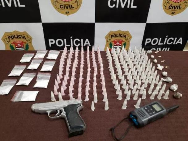 巴西圣保罗州公共安全部队展开突击行动 缴获超23吨毒品